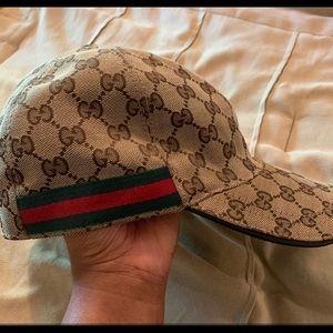 Gucci Authentic Hat